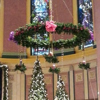 Photo taken at St. Joseph R.C. Church by Mary L. on 12/22/2013