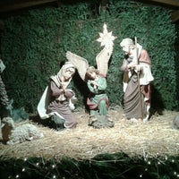 Photo taken at St. Joseph R.C. Church by Mary L. on 12/24/2012