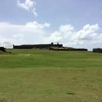 Photo taken at San Gerónimo Fort by John on 8/19/2014