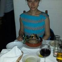Photo taken at Elia Restaurant by Michael K. on 6/29/2013