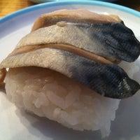 Photo taken at Sushi Circle by Amirali N. on 12/27/2012