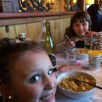 Photo taken at Romano's Macaroni Grill by Stephen Y. on 5/3/2014
