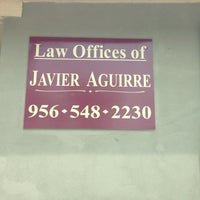 Photo taken at Law Offices of Javier Aguirre by Javy H. on 2/21/2013