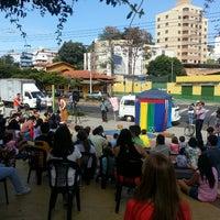 Photo taken at Praça da Saúde by Warlei P. on 5/25/2014