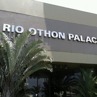 Photo taken at Rio Othon Palace by Warlei P. on 1/14/2013