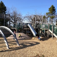 Photo taken at Wallingford Playfield by Phil G. on 3/30/2013