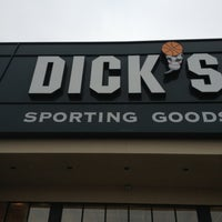 Photo taken at DICK'S Sporting Goods by Marc P. on 8/18/2013