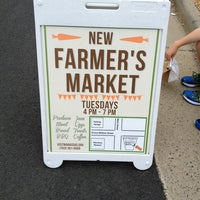 Photo taken at Manassas Farmer's Market by Marc P. on 8/10/2013