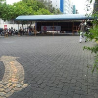 Photo taken at Hulhumalé Ferry Terminal (Malé) by Mohamed A. on 2/16/2013