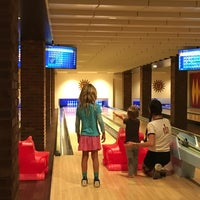 Photo taken at Sun Valley Bowling Alley by Jessie C. on 6/24/2016