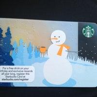 Photo taken at Starbucks by Seteria on 12/18/2012