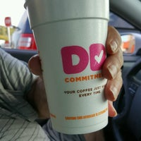 Photo taken at Dunkin Donuts by Carol K. on 8/28/2016