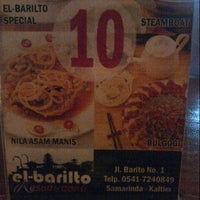 Photo taken at el-barilto Resto & Cafe by Renni A. on 2/17/2013