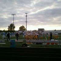 Photo taken at Brookfield Central High School by Kenneth G. on 9/27/2012