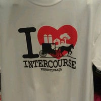 Photo taken at Intercourse Canning Company by Michael M. on 10/11/2012