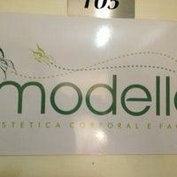 Photo taken at Modelle - Clínica de Estética by Naiana🎀💎🌷 on 3/7/2013