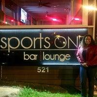 Photo taken at Sports Bar One by Kenya on 12/13/2015