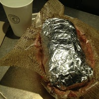Photo taken at Chipotle Mexican Grill by Just H. on 1/8/2013