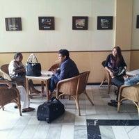 Photo taken at Hotel Augusta Bandung by nikiDUA™ c. on 6/6/2013