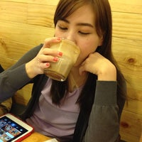 Photo taken at The Coffee Gallery by Wilson W. on 12/25/2013