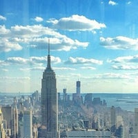 Photo taken at Empire State Building by eric f. on 6/3/2013