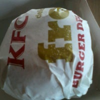 Photo taken at KFC by Fenni L. on 10/11/2012