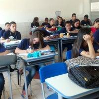 Photo taken at Escola Armando Da Costa Brito by Murilo R. on 5/31/2014