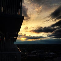 Photo taken at Sunset by Wanye N. on 4/8/2014