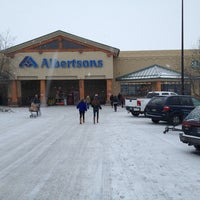 Photo taken at Albertsons by Wanye N. on 12/24/2012