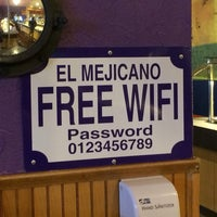 Photo taken at El Mejicanos Buffet by NICK S. on 2/15/2014