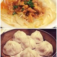 Photo taken at Yum Yum Dumplings by Elleen on 9/20/2013
