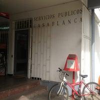 Photo taken at Juzgado De Policia Local Casa Blanca by Marcela C. on 1/14/2014