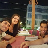 Photo taken at Lazinho Bar, Restaurante e Buffet de Massas by Fernando P. on 10/18/2015