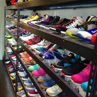 Photo taken at Kicks Sole Provider by Jonathan T. on 5/28/2014