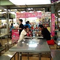 Photo taken at Bang Khun Si Market by Chanikarn on 12/10/2012