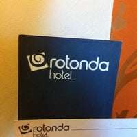 Photo taken at Rotonda Hotel by Neslihan on 10/13/2013