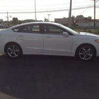 Photo taken at Jersey City Ford by Stan S. on 6/22/2013