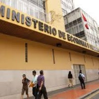 Photo taken at Ministerio de Economía y Finanzas by Christian D. on 2/22/2017