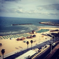 Photo taken at Sheraton Tel Aviv Hotel by Сергей Ж. on 4/12/2014