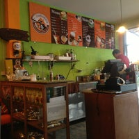 Photo taken at Companion Coffee House (New) by El C. on 7/9/2013