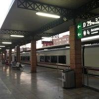 Photo taken at Estación Intermodal de Almería by Juanjo on 5/31/2013
