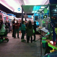Photo taken at Tasty Truck Tuesdays by Barbara L. on 11/21/2012