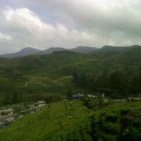 Photo taken at Rindu alam park by ivan h. on 11/4/2012