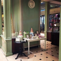 Photo taken at Ladurée by macaronchocolat on 9/26/2013