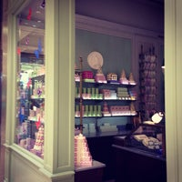 Photo taken at Ladurée by macaronchocolat on 6/19/2013