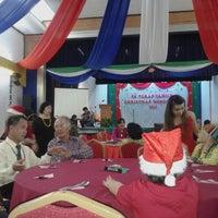 Photo taken at Gymkhana Club Miri by Jonathan balang B. on 12/21/2013