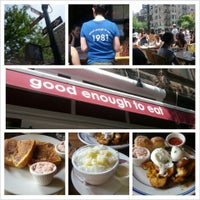 Photo taken at Good Enough to Eat by Doug K. on 6/22/2013
