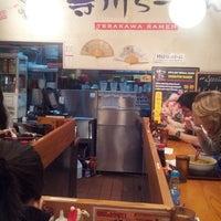 Photo taken at Terakawa Ramen by Doug K. on 4/3/2013