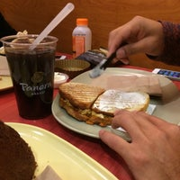 Photo taken at Panera Bread by Luis S. on 1/5/2015