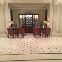 Photo taken at The Lanesborough, a St. Regis Hotel by Jonny D. on 2/23/2013